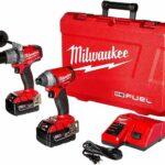 Milwaukee M18 Fuel Combo Kit 2897-22