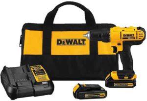 DEWALT 20V MAX Cordless Drill/Driver Kit with Screwdriver/Drill Bit Set, 100-Piece
