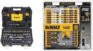 DEWALT Mechanics Tool set