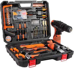 Cordless Power Tools Set