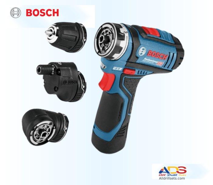 BOSCH GSR12V140FCB22 Design