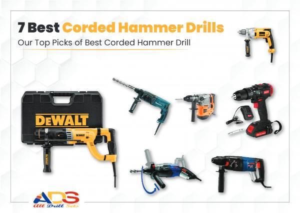 Best Corded Hammer Drills