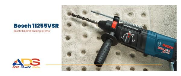 Bosch 11255VSR Corded Hammer Drill