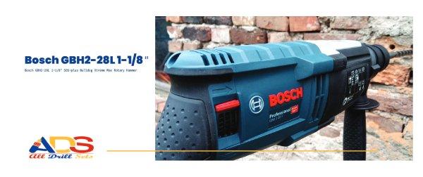 Bosch GBH2 38L1 Corded Hammer Drill