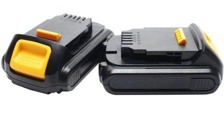 DeWALT DCD771C2 Lithium Ion Batteries