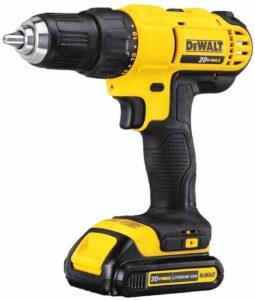 DeWALT DCD771C2 Drill Driver