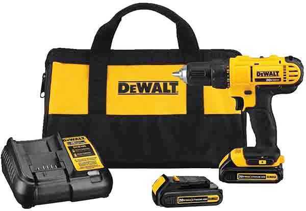DeWALT-DCD771C2 Drill Driver Box