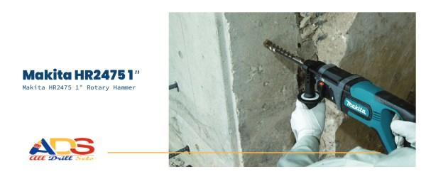 MAKITA HR24751 Corded Hammer Drill
