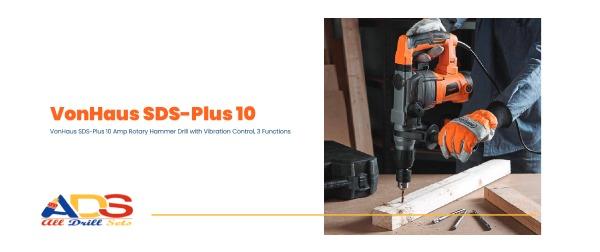 VanHaus HDS Plus 10 Corded Hammer Drill