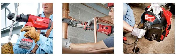 Working with Milwaukee Tools