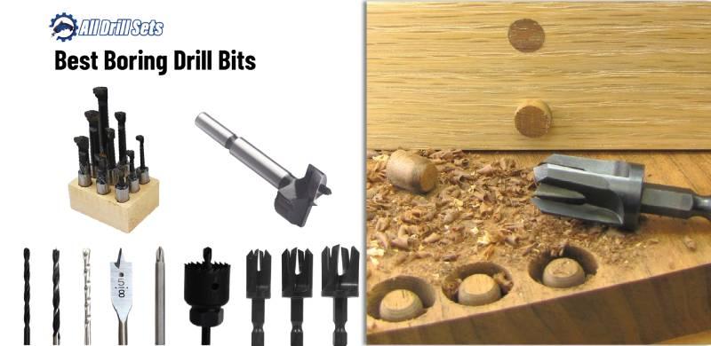 Best Boring Drill Bits