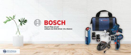 Bosch PS31
