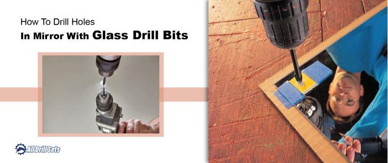 Glass Drill Bits