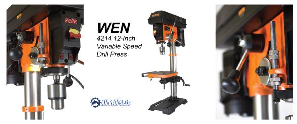 Benchtop Drill Press For Metal