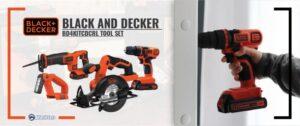 Black and Decker BD4KITCDCRL Combo Kit
