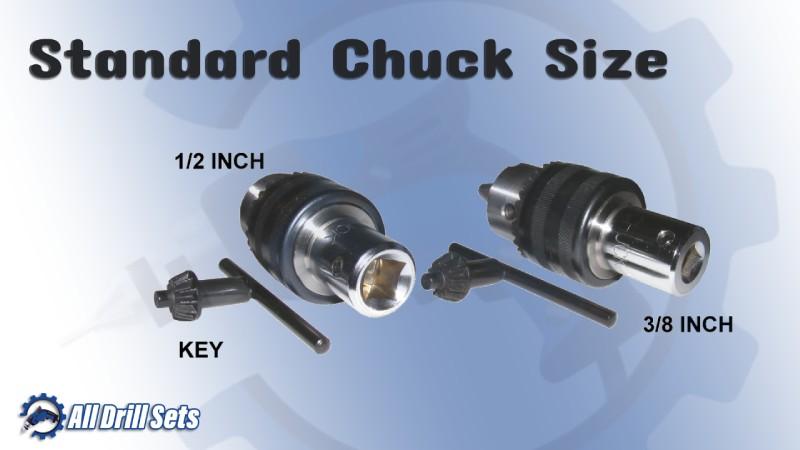 Standard Chuck Size