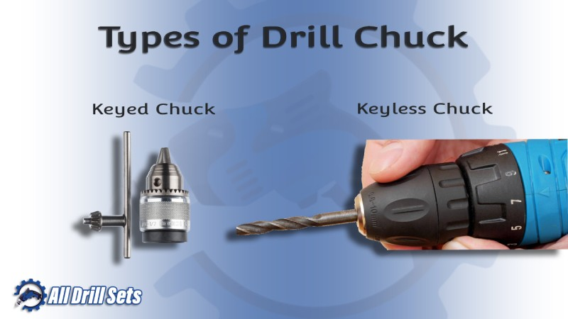Types of Drill Chuck