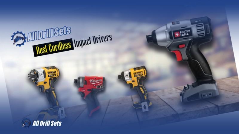 Cordless Impact Driver