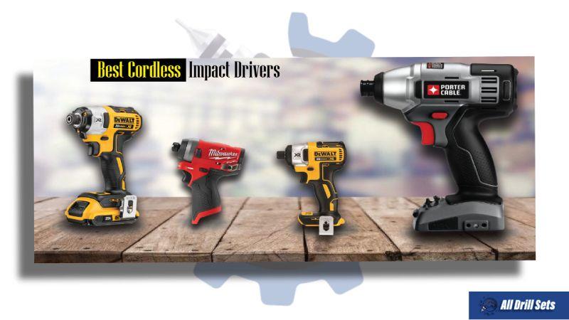 Best Cordless Impact Driver