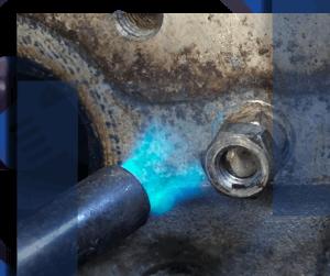 Remove Broken Bit By Welding